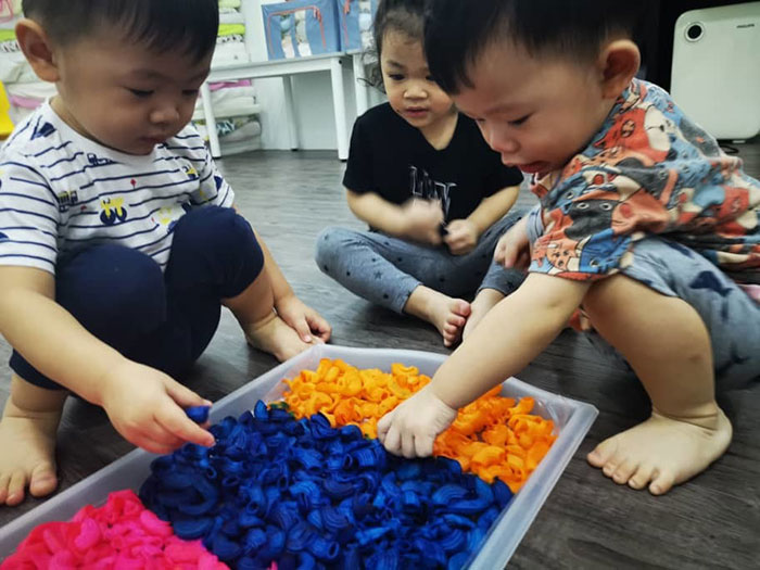 Pitter Patter Preschool and Childcare, Ara Damansara