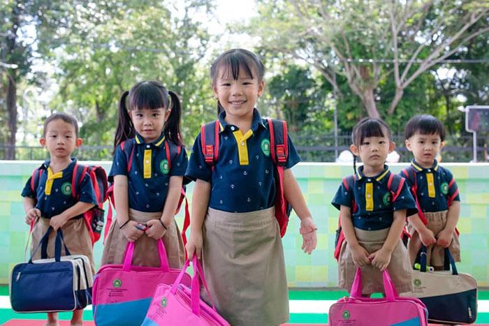 Tadika Suria Li Ren, Taman OUG