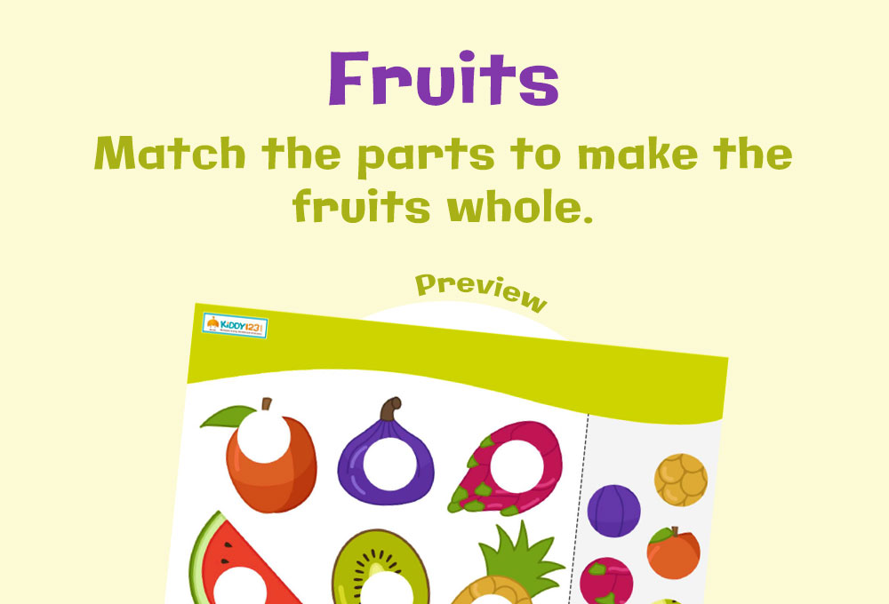 logic and puzzle fruits