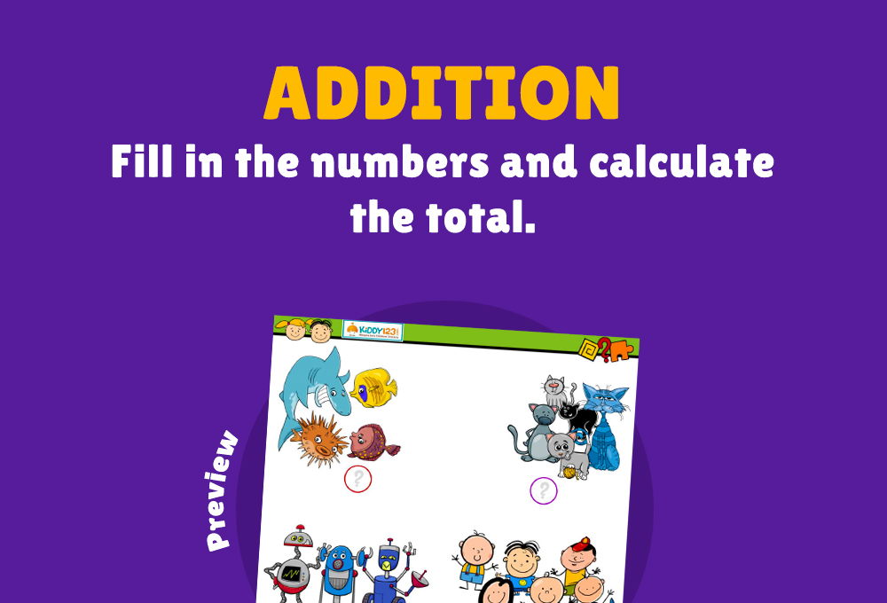 Numbers addition