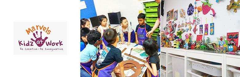 Marvels Kidz At Work Preschool, Bukit Jalil