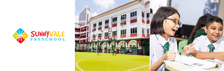 Sunnyvale Preschool (St. John's International School (Early Years), Bukit Nanas)