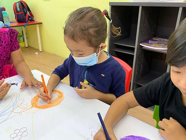 Kiddo Kidz Kindergarten, Taiping, Perak