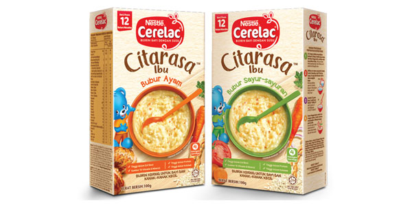 New Cerelac® Citarasa Ibu™ For Toddlers' Culinary Journey Into Savoury Food With More Texture