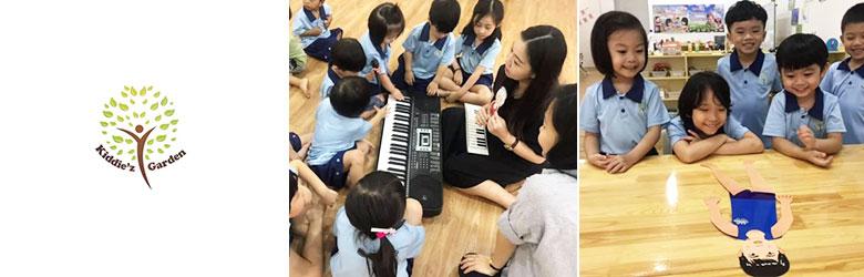 Kiddie'Z Garden Integrated Montessori Preschool, Seri Austin, Johor Bahru