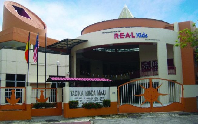 R.E.A.L Kids, Section 8 Shah Alam
