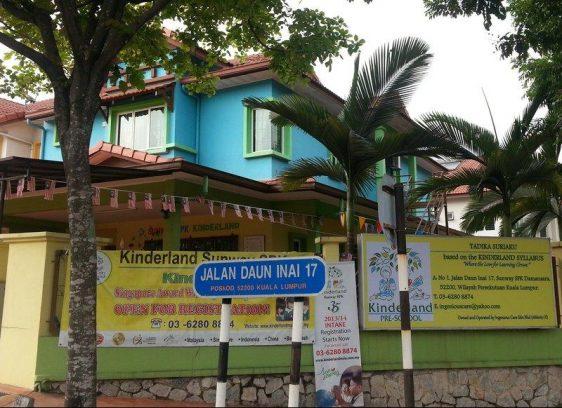 Kinderland Sunway SPK Damansara