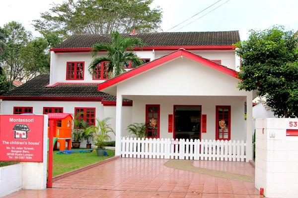 The children's house, Bangsar