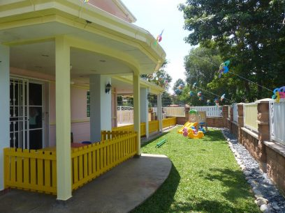 Choo Choo Train Baby & Child Care Centre - Bukit Jelutong