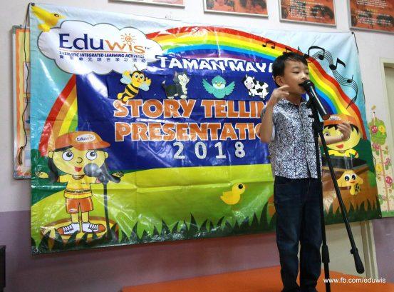 Eduwis, Taman Mayang, PJ
