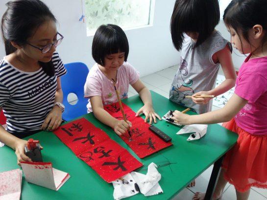 Tender Minds Preschool (Taska Ceria Menjalara), Scenaria @ North Kiara Hills