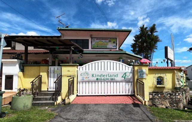 Kinderland Bangsar
