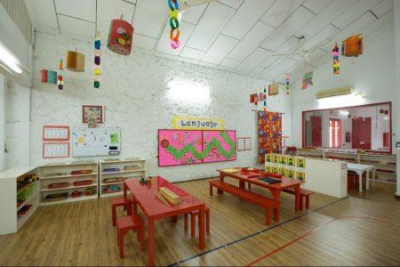 The children's house, 5 Batai