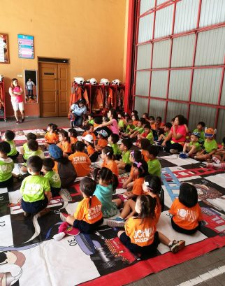 Johan Preschool (Tadika Didik Johan), SS2 Petaling Jaya