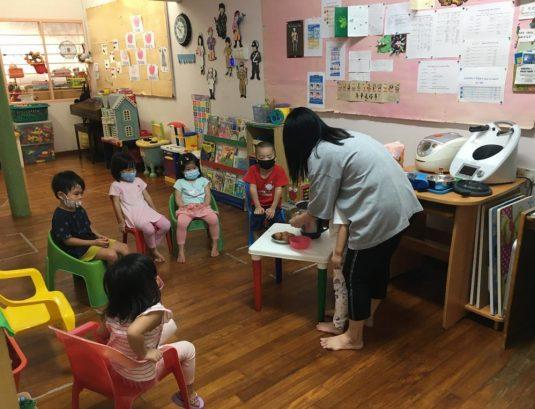 Pebbles Child Care Centre, Tanjung Tokong
