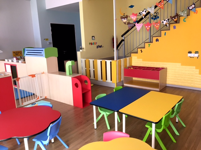 Choo Choo Train Baby and Child Care Centre, Setia Impian 5, Setia Alam