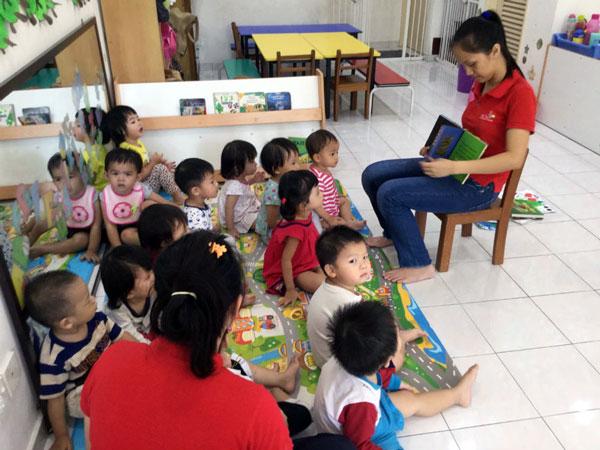 Pink Tower Childcare Centre, Bandar Puteri Puchong