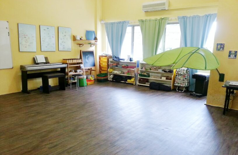 Polka Dot Train Studio (Early Childhood Music Specialist), Sungai Buloh (est. 2004)