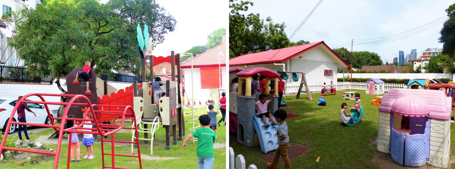 The children's house, Ampang