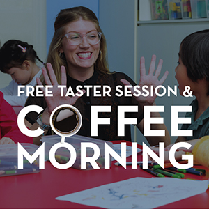 Free Taster Session & Coffee Morning at Lorna Whiston