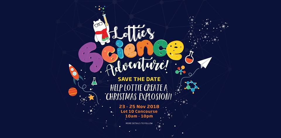Lottie's Science Adventure!