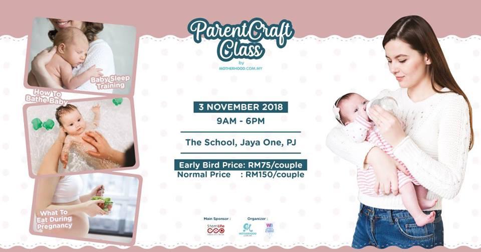 Parentcraft Clas
