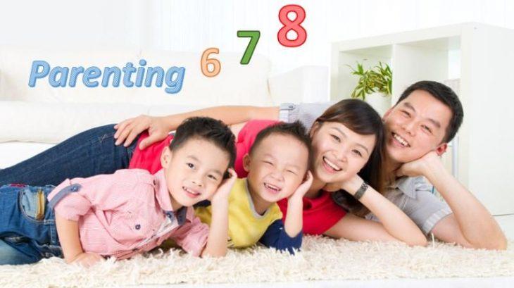 Parenting 6 7 8