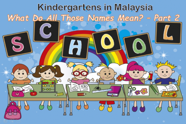 Types of Preschool Programs in Malaysia - Part 2