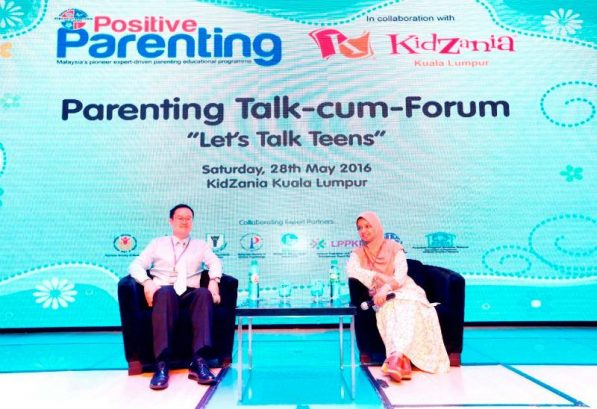 Post-Event Kit::Positive Parenting Workshop @ KidZania