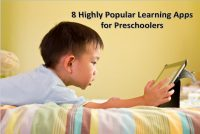 8 Highly Popular Learning Apps For Preschoolers