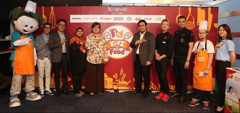Press Kit: KidZania KL 'KidZ vs Food' Launch
