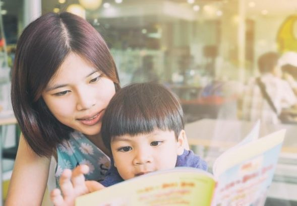 Simple Ways To Help Children Develop Early Reading Skills