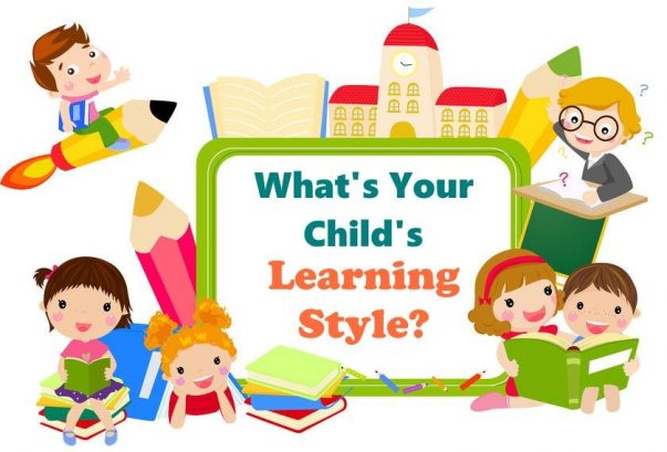 Whats Your Child's Learning Style?