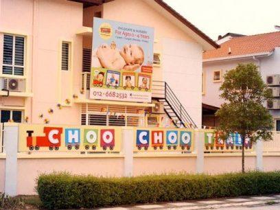 Choo Choo Train Baby and Child Care Centre, Setia Impian 5, Setia Alam
