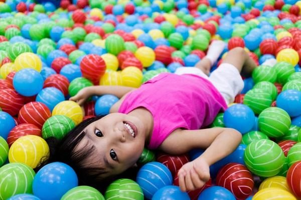 Indoor Playgrounds in Klang Valley