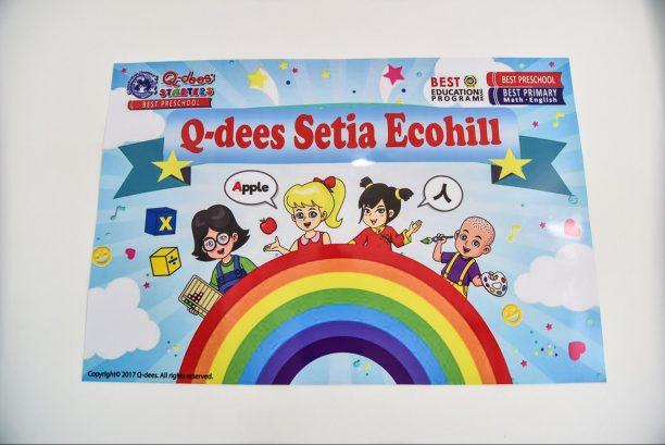 Q-dees Setia Ecohill, Semenyih (Tadika Intelek Gemilang)