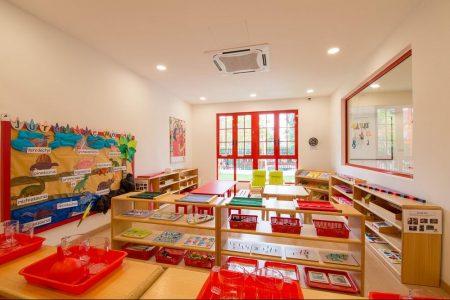 The children's house, TTDI 2