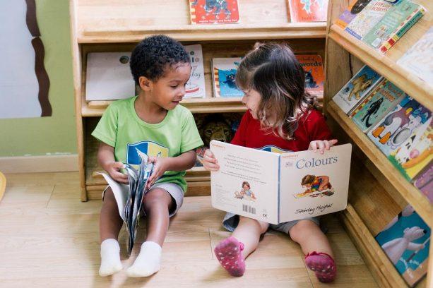 Babies and Casa Montessori International Preschool, 1 Mont Kiara