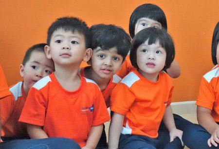 Tender Minds Preschool, Scenaria @North Kiara Hills