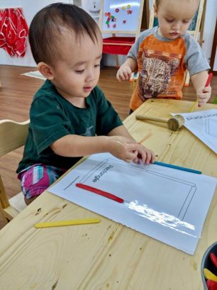 Toddler Town International Preschool, Mont Kiara