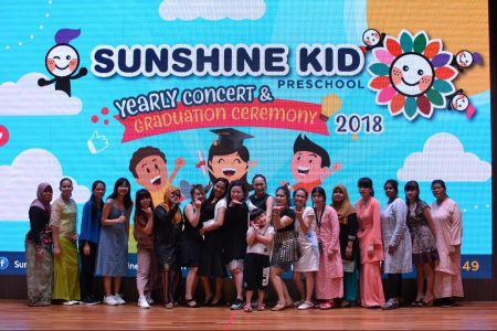 Sunshine Kid, Molek