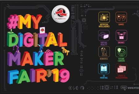 Top 10 Reasons why going to #MyDigitalMaker Fair 2019 is a Good Idea