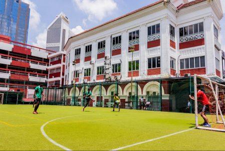St. John's International School, Bukit Nanas