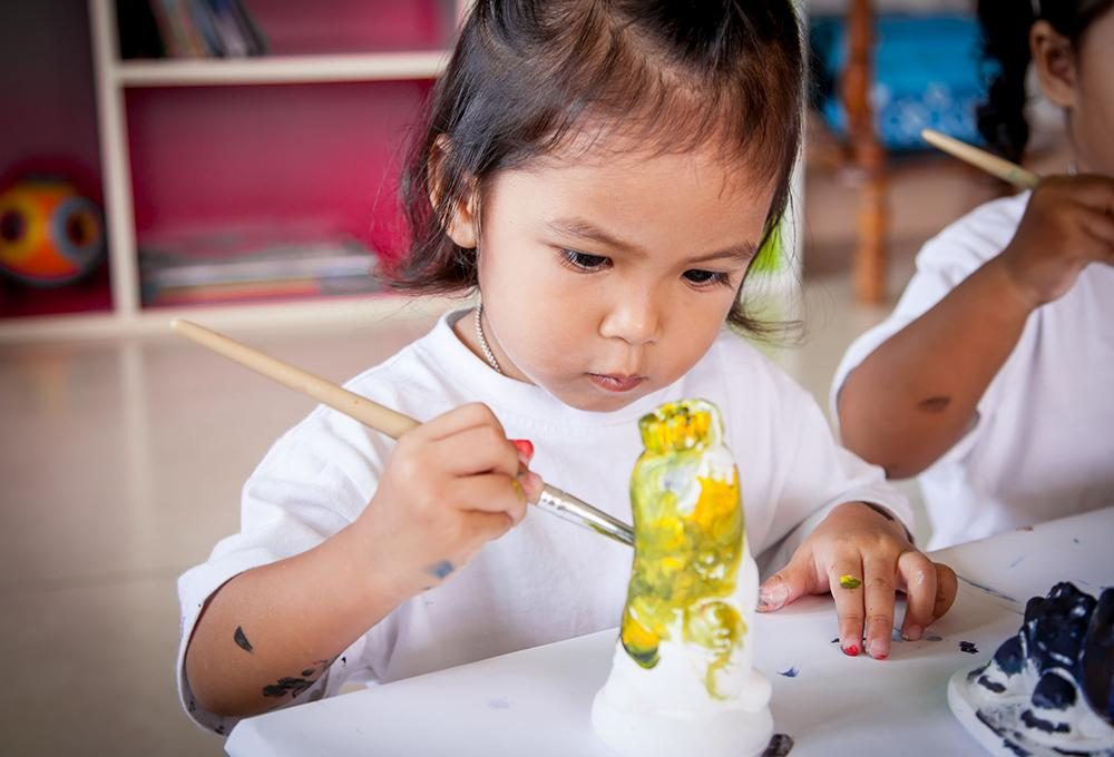 The Therapeutic Side of Art | Helping Kids Cope with Stressful Times