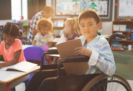 How to Teach Kids to Embrace Peers with Special Needs