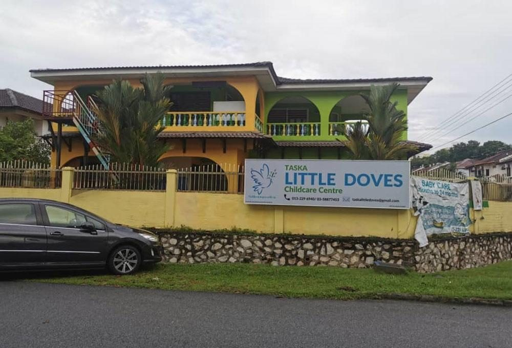 Taska Little Doves (Wholly Own by Jolly Seeds Educare Sdn Bhd), USJ (Subang Jaya)