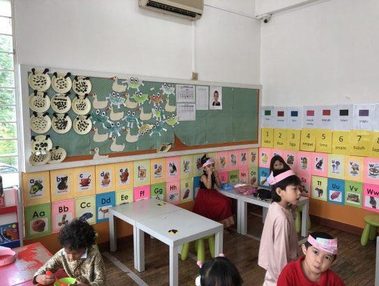 Unikidsity International, Ampang