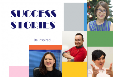 Success Stories of Malaysian Early Educators