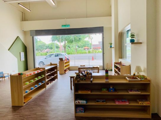 AZ Preschool, Taman Molek, Johor Bahru