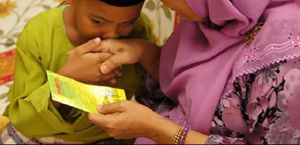 4 Smart Ways to Grow Your Child's Duit Raya